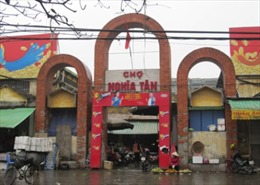 Hà Nội đối thoại với tiểu thương chợ Nghĩa Tân