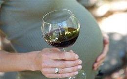 Mang thai vẫn có thể uống rượu?