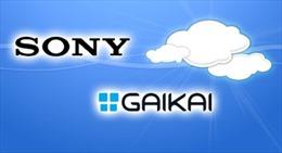 Sony Computer Entertainment chi 380 triệu USD mua Gaikai