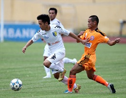V-League 2012: Hồi hộp sau EURO