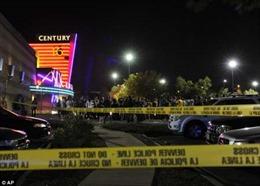 Xả súng trong rạp chiếu phim Mỹ, ít nhất 30 người thương vong