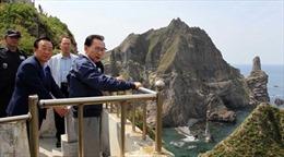 Căng thẳng leo thang, Nhật- Hàn hoãn họp Bộ trưởng Tài chính