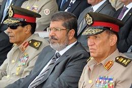 Tổng thống Ai Cập củng cố quyền lực