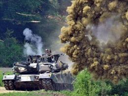 Triều Tiên phản đối cuộc tập trận chung Mỹ-Hàn