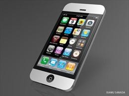 Việc sản xuất màn hình iPhone 5 gặp trục trặc