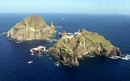 Hàn huỷ diễn tập đổ bộ lên đảo tranh chấp với Nhật