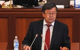 Kyrgyzstan có Thủ tướng mới