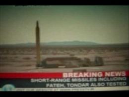 Iran giới thiệu tên lửa hành trình tầm bắn 2.000 km