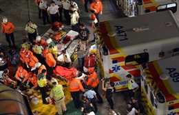 36 người thiệt mạng trong vụ đắm phà ở Hong Kong