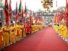 Đại lễ tưởng niệm 712 năm ngày mất Hưng Đạo Đại vương Trần Quốc Tuấn