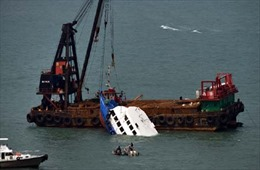 Hồng Công điều tra vụ đắm phà làm 38 người chết