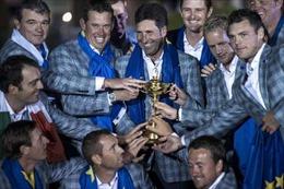 Ryder Cup 2012: Khi châu Âu đả bại nước Mỹ