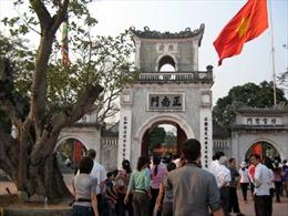 Phát huy giá trị các di tích thờ Trần Hưng Đạo và hệ thống di tích nhà Trần