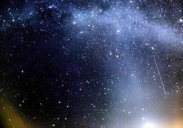 Mưa sao băng xuất hiện cuối tuần này