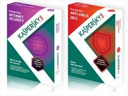 Ra mắt Kaspersky 2013 phiên bản tiếng Việt