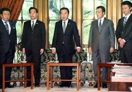 Nghị sĩ Nhật phản đối giải tán hạ viện