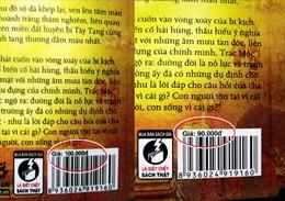 """""""Mật mã Tây Tạng"""" bị in lậu siêu tốc"""