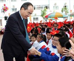 Lãnh đạo Đảng, Nhà nước dự kỷ niệm Ngày Nhà giáo Việt Nam