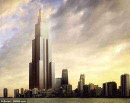 Trung Quốc xây nhà cao nhất thế giới trong 3 tháng