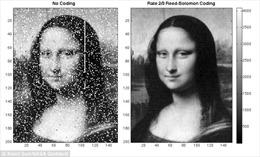 'Bắn' nàng Mona Lisa lên vũ trụ
