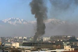 Afghanistan: Taliban chiếm trụ sở cảnh sát, bắt con tin