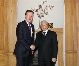 Tuyên bố chung Việt Nam - Vương quốc Liên hiệp Anh và Bắc Ai len