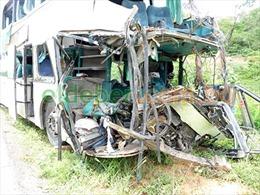 Lại xảy ra tai nạn đường bộ thảm khốc tại Bolivia