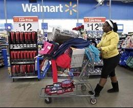 """Wal-Mart với chiến dịch """"người Mỹ dùng hàng Mỹ"""""""