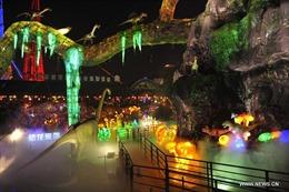 Ấn tượng lễ hội đèn lồng ở Trung Quốc