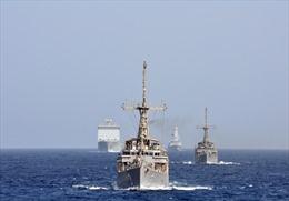 Mỹ chuẩn bị tập trận rà phá thủy lôi tại Trung Đông