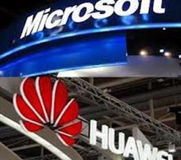 Microsoft và Huawei tung điện thoại thông minh giá rẻ