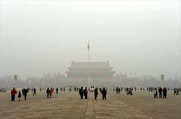 """Trung Quốc: Máy lọc không khí """"cháy hàng"""" vì ô nhiễm bụi"""