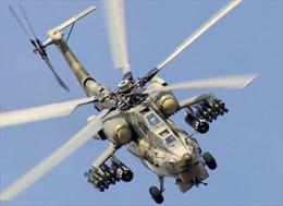 Nga 'khoe' máy bay và tên lửa phòng không tối tân