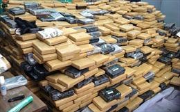 Tây Ban Nha bắt giữ hơn 4 tấn cocaine