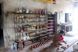 Sống lại làng gốm cổ Bồ Bát
