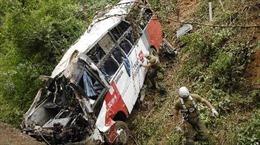 Chile: Xe rơi xuống vực, 16 cổ động viên thiệt mạng