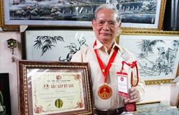 Người thợ thêu nổi tiếng nhất kinh thành Huế