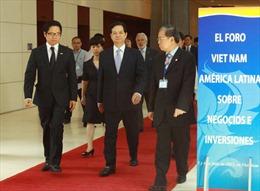 Mexico đánh giá cao Diễn đàn Việt Nam - Mỹ Latinh