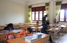 Trường học ngoài đảo chỉ có hơn 100 học sinh