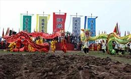 Khai hội Tịch điền, lễ trọng của nhà nông