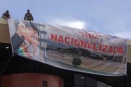 Tây Ban Nha xem xét lại quan hệ với Bolivia