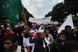 Kế hoạch thành lập chính phủ kỹ trị thất bại tại Tunisia