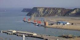 Pakistan bàn giao cảng chiến lược cho Trung Quốc