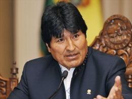Bolivia quốc hữu hóa thêm 1 công ty của Tây Ban Nha