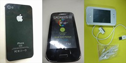 Argentina thu giữ smart phone giả từ Hồng Công
