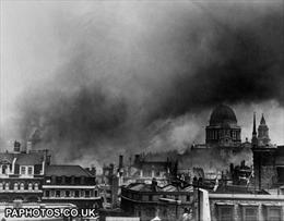 Vén màn hồ sơ nước Anh trong Thế chiến thứ I - Kỳ 1: Kho hồ sơ cháy