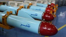Iran phóng thử tên lửa chống hạm tầm ngắn