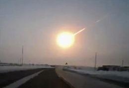 Xác định nguồn gốc thiên thạch Nga