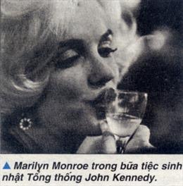 Dựng lại vụ án Marilyn Monroe: Kỳ 4: Thế chân kiềng nguy hiểm