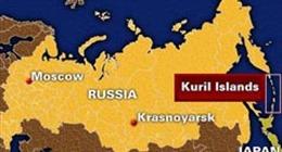 Động đất mạnh tại Nga